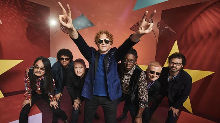 Simply Red concerti Italia Blue Eyed Soul Tour 2022